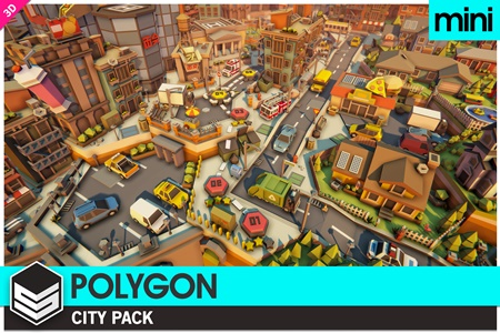 POLYGON MINI City Pack