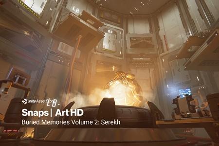 Snaps Art HD   Buried Memories Volume 2: Serekh