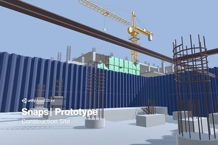 Snaps Prototype | Construction Site