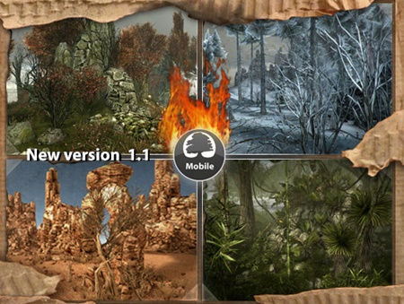 Mobile Environment Pack