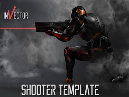 Third Person Controller Shooter Template