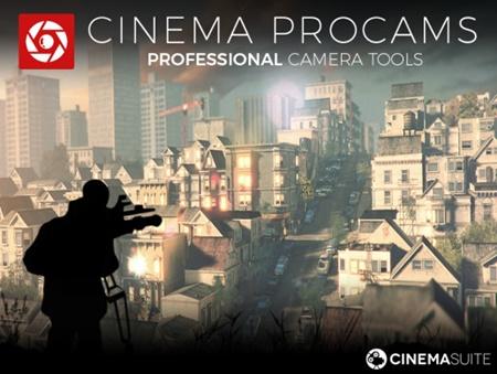 Cinema Pro Cams Film Lens & 3D Toolkit