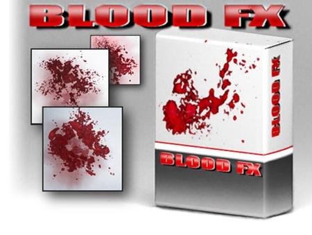 Blood FX Pack