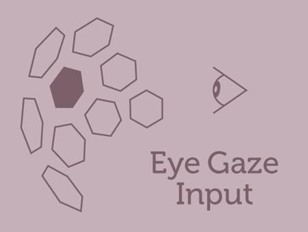 Eye Gaze Input