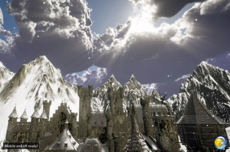 Weather Maker Unity Weather System, Sky, Water, Volumetric Clouds and Light