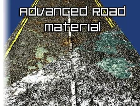 Advanced Road Material